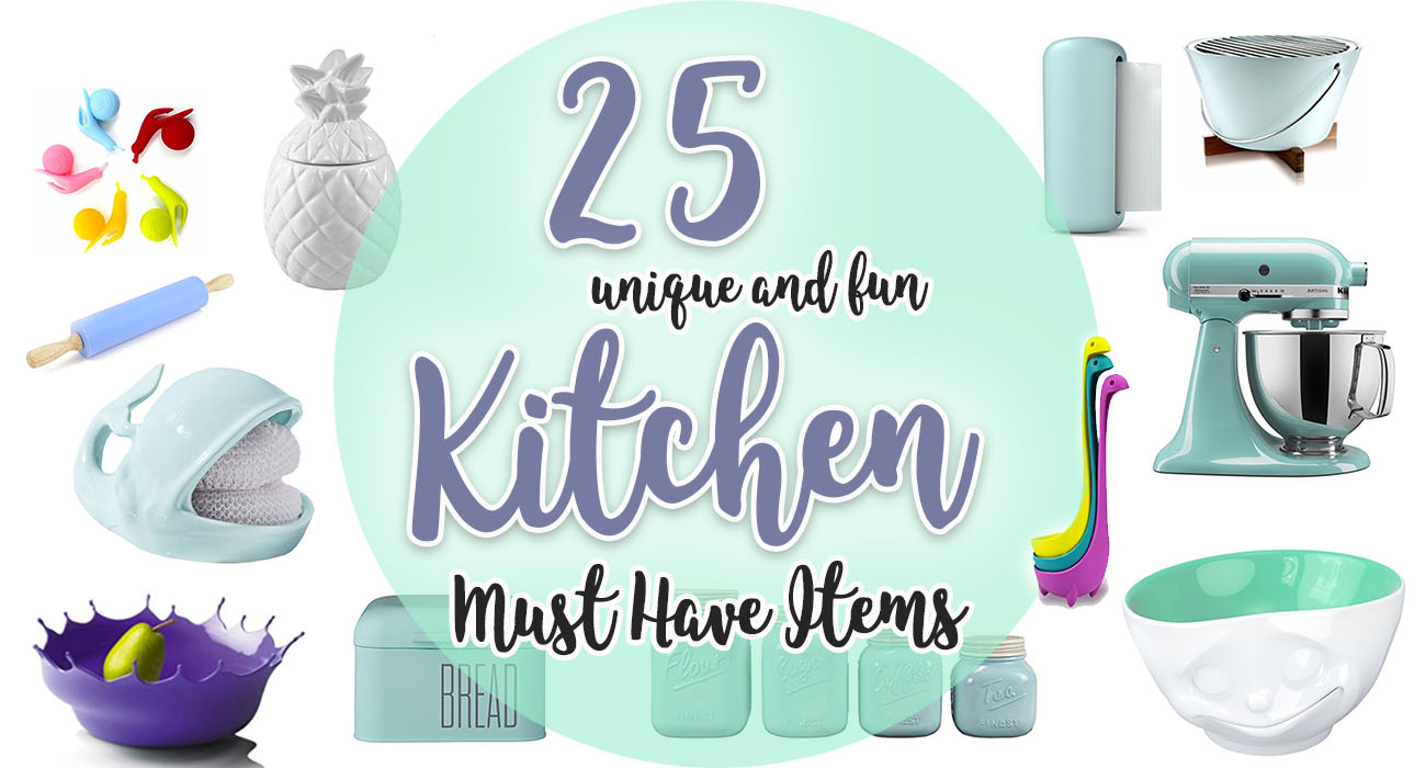 25 Cool Items You Need in Your Kitchen – Lindsay Satmary