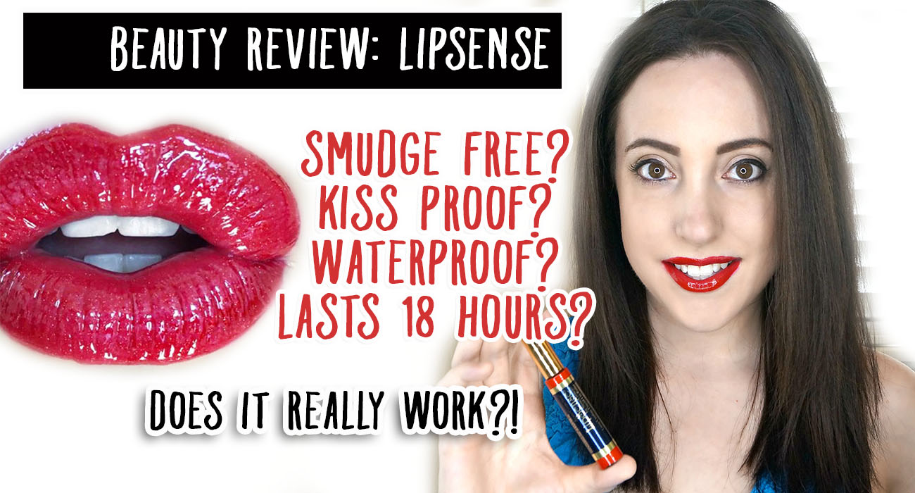 Does LipSense really work?